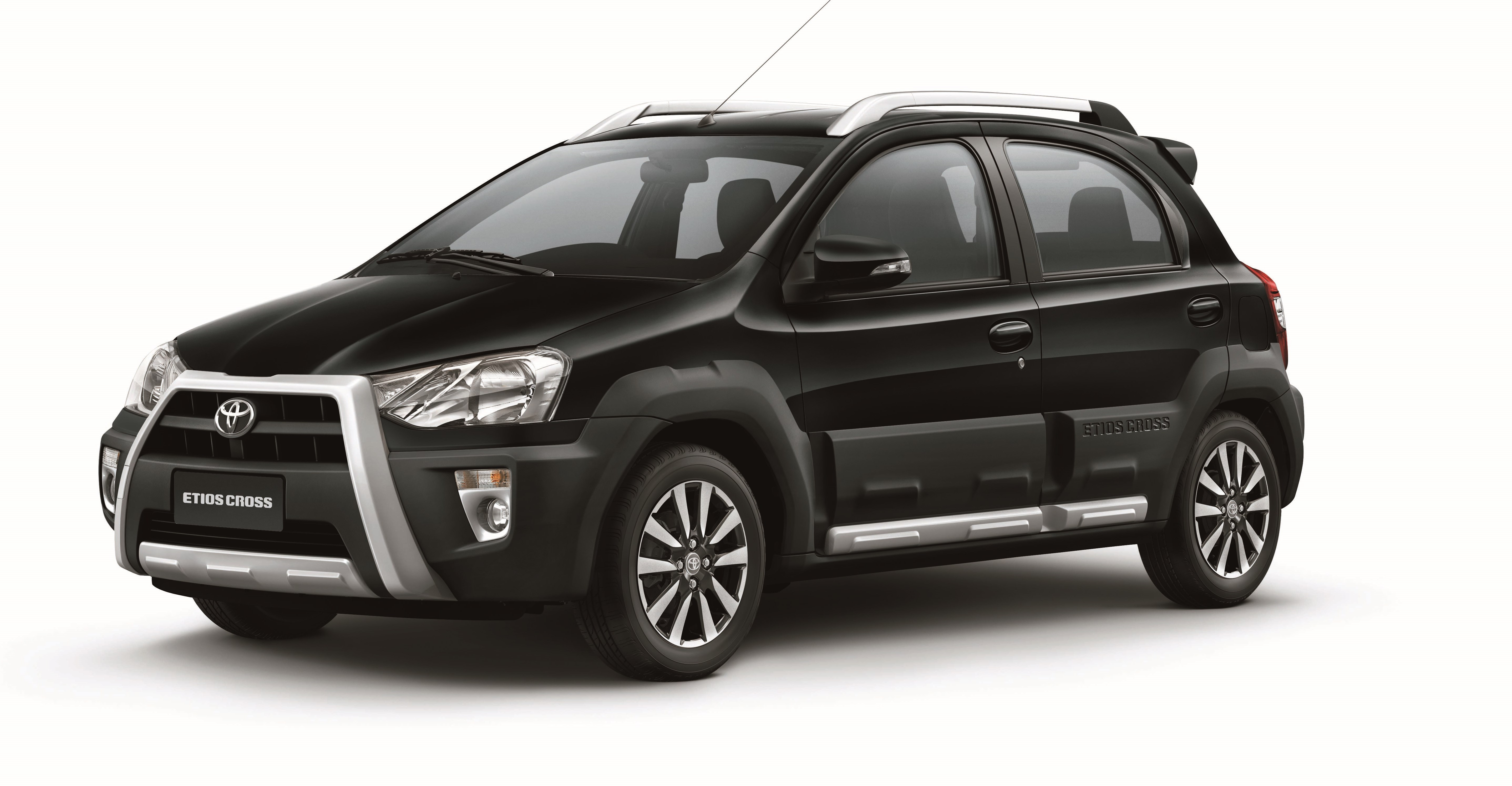 toyota etios cross launched in nepal - technonepal